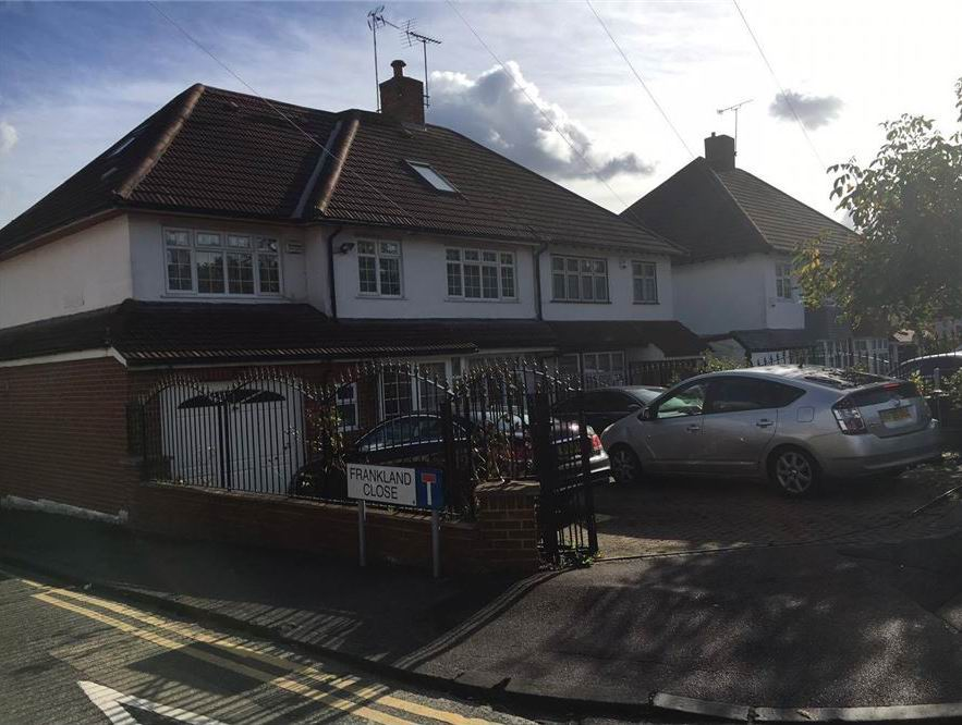 House in Woodford Green